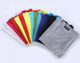 T-shirt rond modal de sublimation de collet de by-101#