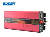 Suoer vendita calda Power Inverter 2000W Solar Power Inverter 12V a 220V modificato invertitore dell'onda di seno per uso domestico con buona qualità (HAA-2000A)