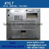 Aluminium/Mg/kupferner Präzisions-Ausschnitt/Teile CNC maschinelle Bearbeitung des Drehen-/maschinell bearbeitet/Prägen