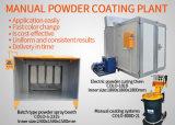 Elektrostatischer manueller Puder-Farbanstrich-Systems-Stand und Ofen