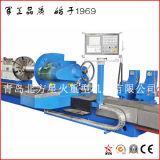 Spezialgebiet kundenspezifische CNC-Drehbank-Maschine für maschinell bearbeitende Stahlrolle (CG61200)