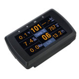 Ordinateur de déclenchement de couleur du dispositif de dosage de carburant d'ordinateur de déclenchement d'OBD de véhicule de véhicule d'ordinateur de véhicule X100 OBD Hud