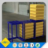 Cremalheira de empilhamento de aço resistente para o armazém de armazenamento