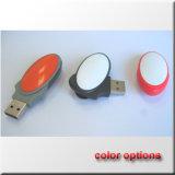 Azionamento libero della penna dell'azionamento dell'istantaneo del USB della parte girevole di marchio