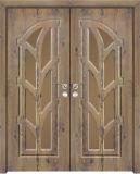 Дверь двойных листьев стеклянная (WX-PW-149-1200)