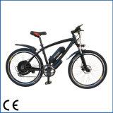 新しいデザイン完全な中断電気マウンテンバイク(OKM-1169)