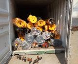 Transportador de parafusos de parafusos Alimentador de transporte de parafuso inclinado de 325 mm