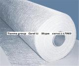 Tipo esteira desbastada fibra de vidro 225g-600G/M2 da emulsão da costa do E-Vidro
