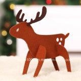 Decoración / ornamento al por mayor del copo de nieve de la Navidad de la felpa