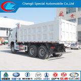 新しいデザインHOWOダンプトラックの頑丈なダンプカートラックの良質のダンプトラック