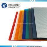 Hoja hueco anti-UV del policarbonato de la alta calidad para el invernadero