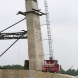 細い建築現場のためのSc120/120頻度インバーター建物の起重機
