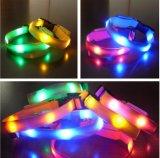 공장 도매 LED 개 목걸이 (SM-F-0126)