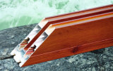 Un portello scorrevole di alluminio di 90 serie (90-A-S-D-001)
