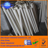 1600c Alumina Ceramische Buis op hoge temperatuur 95% Alumina Buis