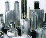 Profil en aluminium de Trame-Aluminium de profil en aluminium d'extrusion (HF026)