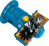 Manufacturer profissional Oil 100% Free Screw Air Compressor (CE marcado)