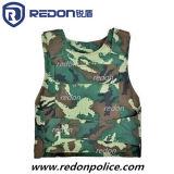 Verkoop van het Kogelvrije vest van de Camouflage van de politie de Bos