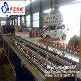 PVC Plastic Windows and Door Profiles Extruder Machine