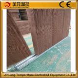 Pista de enfriamiento resistente a la corrosión de la marca de fábrica de Jinlong para la casa de pollo/la granja/vertido