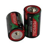 Trockene Batterie mit der Superkapazität R20s/D/Um-1/, 1.5V