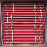 2.2-4m Adjsutable Steel Props Scaffold 또는 Vertical Pipe Support