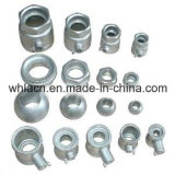 Precisión del acero inoxidable que echa la válvula de control neumático (bastidor de inversión)