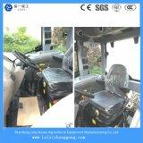 Alimentador de cultivo agrícola de alta potencia del motor de la potencia de Weichai de la fuente 70HP con 4WD