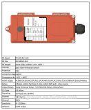 La FCC de qualité a reconnu le système à télécommande de radio de camion de grue d'élévateur de double vitesse