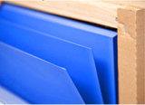قرار عال يوسع يطوّر خطّ عرض زرقاء لون ألومنيوم لوحة [كتب] حراريّ
