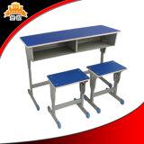 Kursteilnehmer-Schreibtisch und Stuhl, Schulmöbel