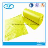 PEの物質的で多彩なプラスチック無駄のごみ袋