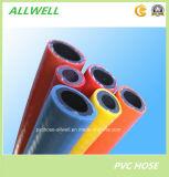 Boyau à haute pression en plastique Non-Smelly de pipe de jet du boyau 5-Layers de pipe d'air de PVC