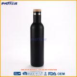 con calidad la persona en favor de la cual se establece una garantía aisló la botella de vino del acero inoxidable 304