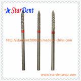 Taglierine del carburo di tungsteno di Burs del carburo di CNC dell'HP (qualità di A++) di rifornimento medico dentale