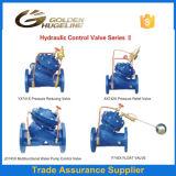 Válvula de control hidráulica del arrabio y del hierro dúctil