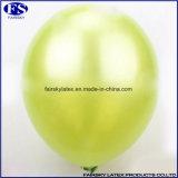 """12 """"丸型の真珠の乳液の気球のヘリウムの気球"""