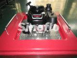 bomba de fuego flotante portable del motor de gasolina 15HP