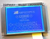 """320x240 pontilha o módulo de 3.8 """" QVGA LCD (LM2068)"""