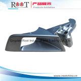 Nylonplastikeinspritzung-formenprodukte mit Mattchrom-Überzug-Ende