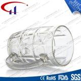 370ml極度の白い無鉛ガラスマグ(CHM8052)