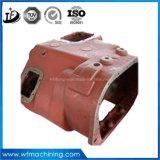 OEM que molda a caixa de engrenagens montada da transmissão de potência mecânica para a mini caixa de engrenagens da máquina