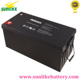 Tiefe Schleife-Solargel-Batterie 12V120ah mit Solarterminal Mc4