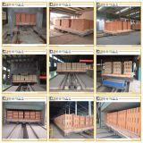 Maquinaria do tijolo da argila vermelha do fornecedor da fábrica de máquina do tijolo