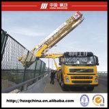 Veículo da inspeção para dano da ponte