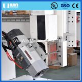 4Axis automática de madera de corte de la máquina de trabajo de grabado CNC Router Precio
