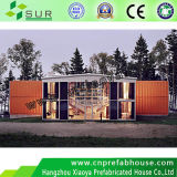 経済的な移動可能なRockwoolによって絶縁される容器の家