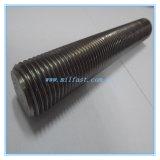 ASTM A193 gr. Rods filetés par B8