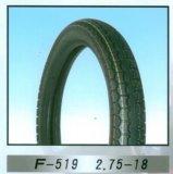 Motorrad-Gummireifen (2.75-17)