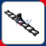 Corrente agricultural (aplicada na mecanização que transporta a maquinaria)